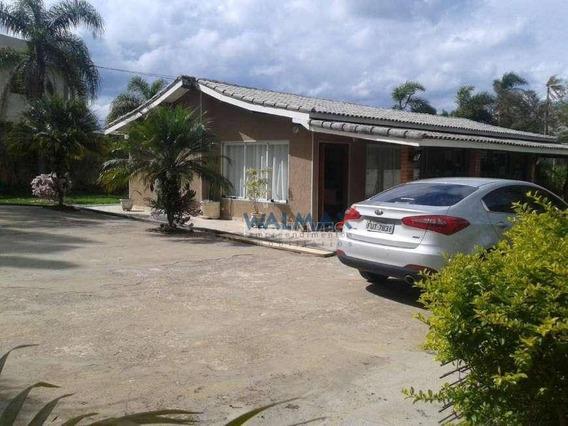 Chácara Com 3 Dormitórios À Venda, 1400 M² Por R$ 680.000 - Los Álamos - Vargem Grande Paulista/sp - Ch0020