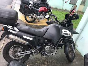 Suzuki Dr800 = Trator + Tanque De Guerra