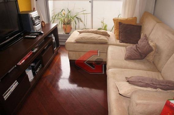 Apartamento Com 2 Dormitórios À Venda, 75 M² Por R$ 320.000 - Centro - São Bernardo Do Campo/sp - Ap2870