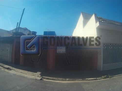 Venda Casa Sao Bernardo Do Campo Chacara Sergipe Ref: 118841 - 1033-1-118841