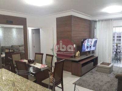 Apartamento Com 3 Dormitórios À Venda, 88 M² Por R$ 570.000 - Edificio Horizonte Campolim - Sorocaba/sp - Ap0762