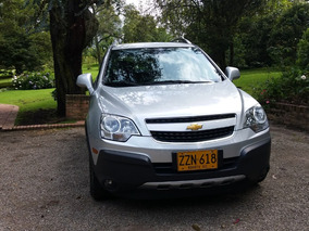 Chevrolet Captiva 2.400 Modelo 2015 Versión Full Equipo