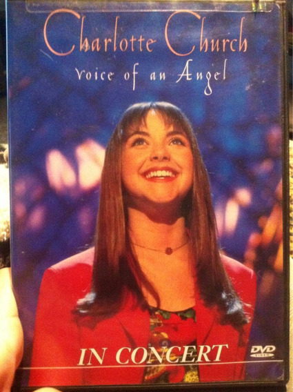Dvd - Charlotte Church- Voice Of An Angel