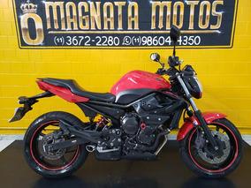 Yamaha Xj 6 N Vermelha - 2012 - Km 24 000 - 98604- 4350