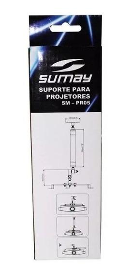 Suporte Para Projetor - Sumay - Sm-pr05