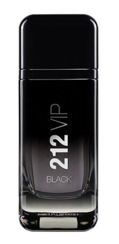 Perfume Masculino Importado Ch 212 Vip Black Men Edp 200ml