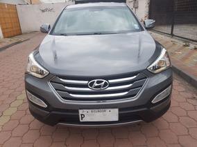 Hyundai Santa Fe 2014 Full Excelente Estado Cero Choques