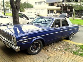 Vendo Valiant Iv Mod 68 Coronado
