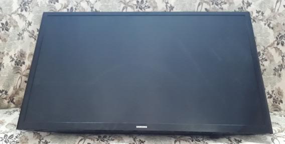 Tv Smart Samsung Un32j4300 Un32j4300ag Com Tela Quebrada