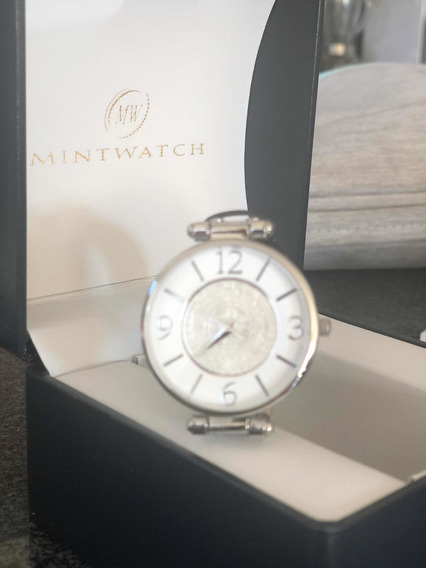 Reloj. Hombre. Fino. Plata. Mintwatch. 6 Mil Pesos.