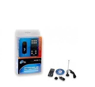 Sintonizador Usb Tv Digital P/para Pc Antena C/remoto Noga
