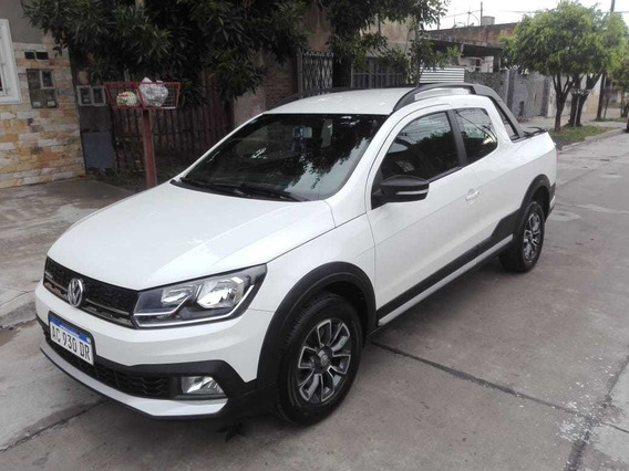 Volkswagen Saveiro 1.6 Cross Gp Cd 110cv Pack High 2018