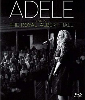 Concierto Adele Live At The Royal Albert Hall Blueray