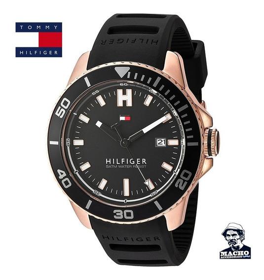 Reloj Tommy Hilfiger Wade 1791266 En Stock Original Garantía