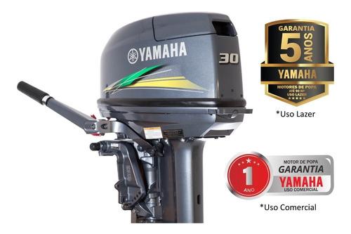 Motor De Popa Yamaha 30 Hmhs 2t
