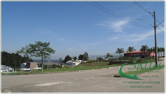 Terreno Em Condomínio Fechado Colinas De Inhandjara Itupeva - Sp - 3374