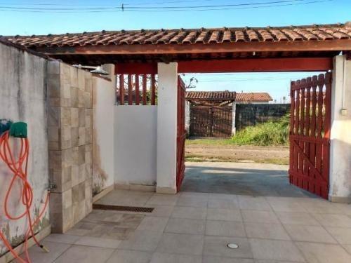Casa Com 03 Quadras Do Mar - Itanhaém 5748   Sanm
