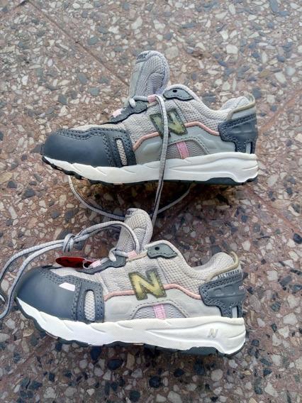 Zapatillas New Balance Niñas