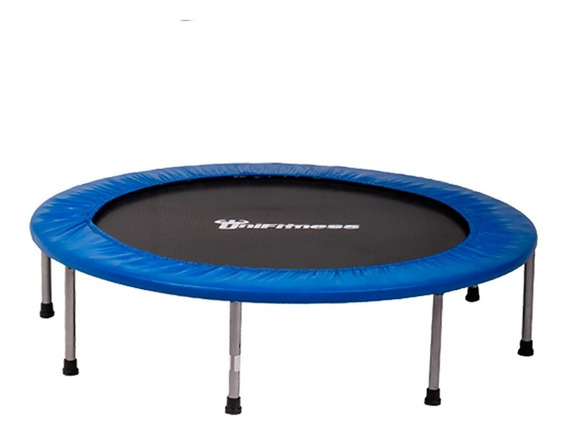 Mini Trampolín Unifitness De 48 (120 Cm)