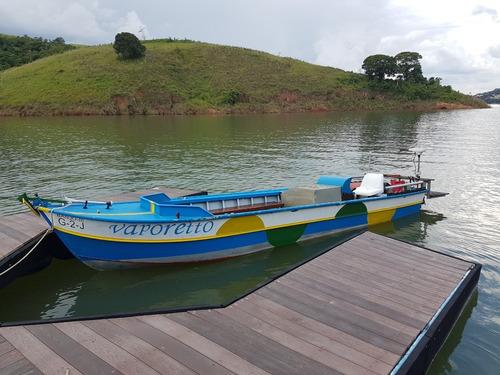 Barco Alumínio Reforçado Documentação Atualizada