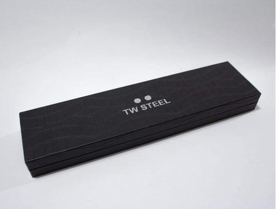 Estuche Para Joyería Tw Steel, Seminuevo, 100% Original