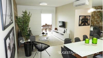 Apartamento Com 3 Dormitórios À Venda, 118 M² Por R$ 792.750 - Jardim Rio Da Praia - Bertioga/sp - Ap9239
