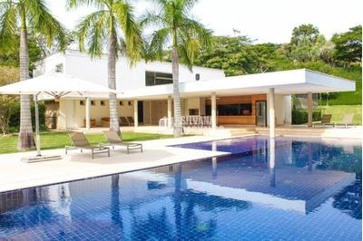 Casa À Venda No Condomínio Terras De São José Em Itu - Ca7388