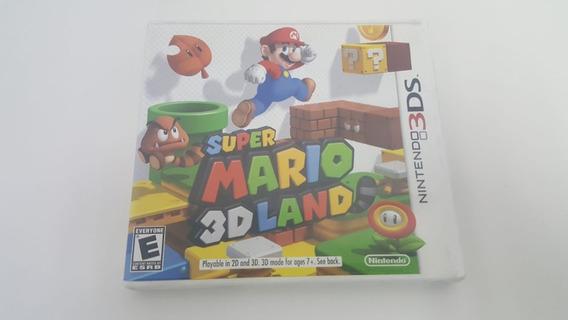 Jogo Super Mario 3d Land - Nintendo 3ds - Original