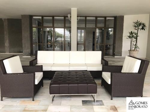 Apartamento Para A  Venda No Bairro Jardim Astúrias Em  Guarujá - Sp . - Ap00712 - 68709727