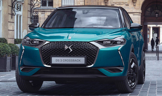 Ds3 Crossback Pure Tech So Chic Super Oferta!! - Darc Autos