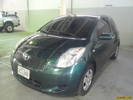 Toyota Yaris Sports