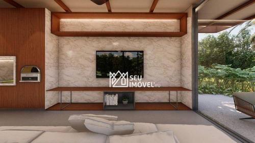 Imagem 1 de 30 de Casa Com 5 Dormitórios À Venda Por R$ 8.500.000,00 - Condomínio Terras De São José - Itu/sp - Ca2247