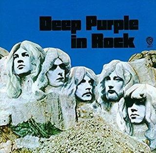 Deep Purple, In Rock Vinilo