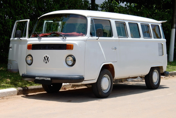 Volkswagen Kombi Home 1993