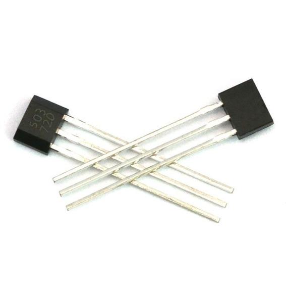 Kit 1000 Efeito Hall Sensor Magnetico - 49e - Oh49e- Ss49e