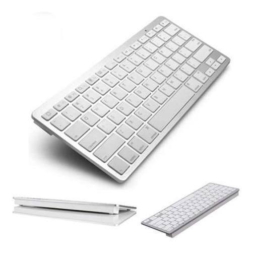Teclado Sem Fio iPad iPhone iMac Macbook Celular Bluetooth