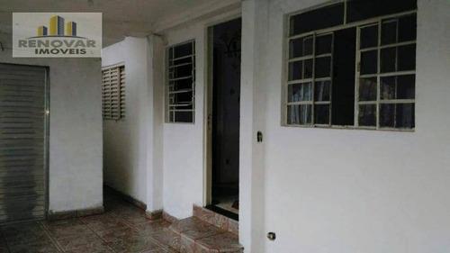 Imagem 1 de 7 de Casa Com 2 Dormitórios À Venda, 142 M² Por R$ 225.000,00 - Jardim Aeroporto Iii - Mogi Das Cruzes/sp - Ca0048