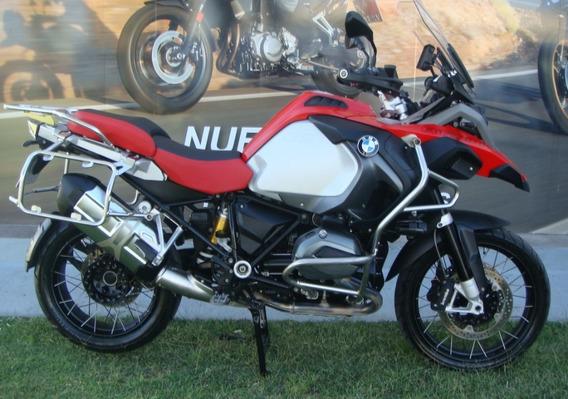 Bmw R 1200 Gs Adventure-chasis Bajo-tomamos Tu Moto Usada