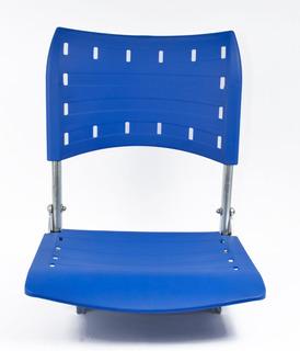 Cadeira Para Barco Giratória Dobrável Kit C/ 2