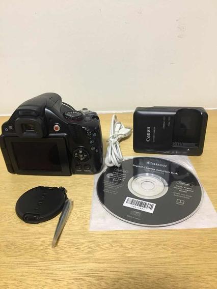 Câmera Cânon Power Shot Sx40 Hs