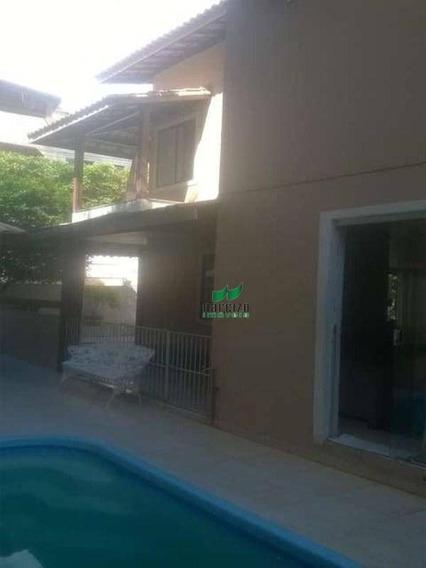 Casa Residencial À Venda, Itapuã, Salvador - Ca0476. - Ca0476