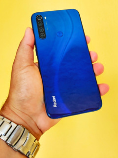 Xiaomi Redmi Note 8 Azul 64gb