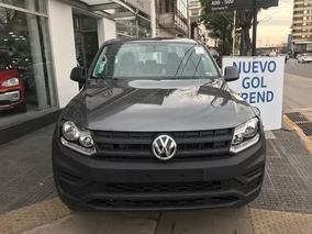 Okm Volkswagen Amarok 2.0 Cd 140cv Trendline My18 Tasa 0% C