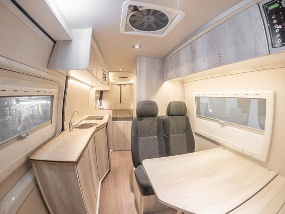 Equipamiento Premium Motorhome Sprinter Mercedes Benz