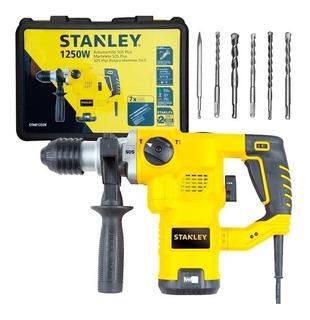 Rotomartillo Stanley 1250w 32mm Martillo Demoledor Sthr1232k