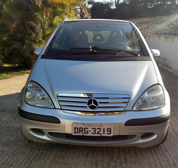 Mercedes-benz Classe A 1.6 Classic 5p A160 Avantgard Hrv Crv