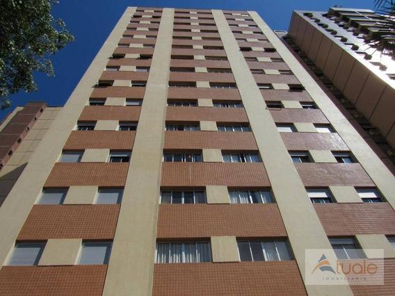 Apartamento Com 3 Dormitórios Para Alugar, 94 M² - Centro - Campinas/sp - Ap6361