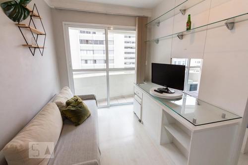 Apartamento À Venda - Perdizes, 1 Quarto,  28 - S893074589
