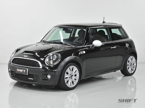 Mini - Cooper S Camden 1.6 16v Turbo Aut 2011
