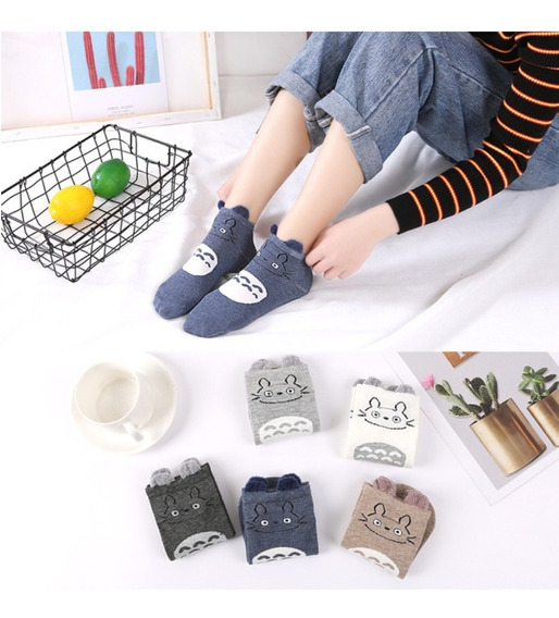 Calcetines Totoro Mujer/niños